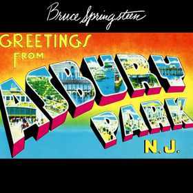 Bruce Springsteen - Greetings From Ashbury Park, N.J. (Vinyl)