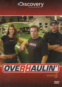 Discovery - Overhauling - Season 5 (DVD)