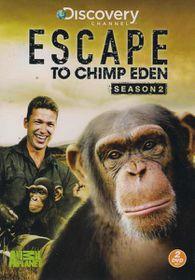 Discovery - Escape To Chimp Eden: Season 2 (DVD)