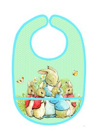 Petit Jour Paris - Peter Rabbit Green Bib