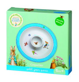 Petit Jour Paris - Peter Rabbit Dots Egg Cup