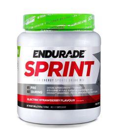 Nutritech Endurade Sprint Electric Strawberry - 600g