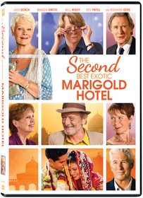 Second Best Exotic Marigold Hotel (DVD)