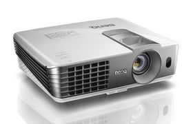 BenQ W1070 Plus Wireless Living Room Projector