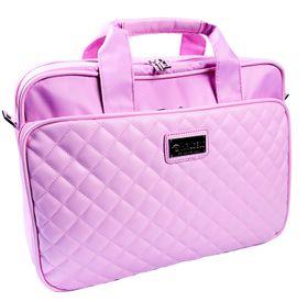 "Krusell Avenyn Laptop Bag Fits 13"" – 14"" Laptops - Pink"