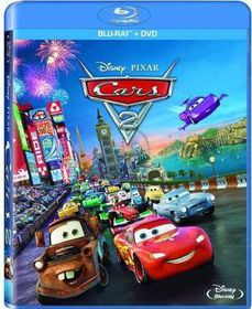Cars 2 (Blu-ray & DVD Combo)