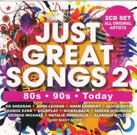 Various Artists - Just Great Songs Vol 2 (CD)