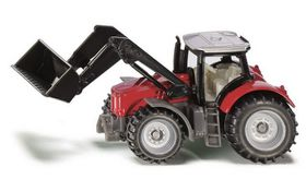 Siku Massey Ferguson with front loader