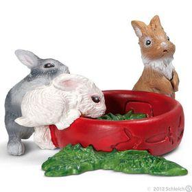 Schleich Baby Rabbits