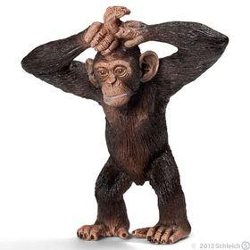 Schleich Young Chimpanzee