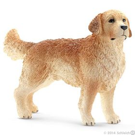 Schleich Golden Retriever, Male