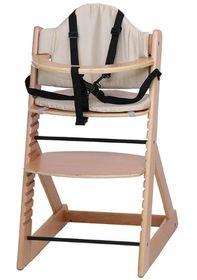 Tikktokk - Royal High Chair - Teak