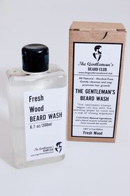 The Gentleman's Beard Club Wash - 200ml