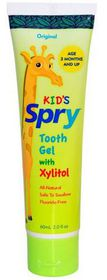 Spry - Original Tooth Gel - Unflavoured