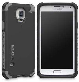PureGear Dualtek Case for Samsung S5 - Matte Black