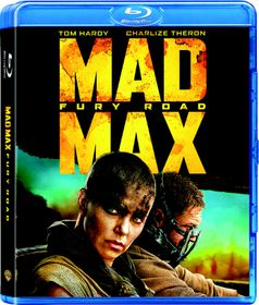 Mad Max Fury Road (Blu-ray)