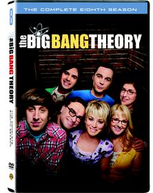 Big Bang Theory Season 8 (DVD)