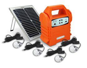 Ecoboxx - Qube 90 Portable Solar Kit