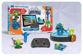 Skylanders SuperChargers - Starter Pack (iPad Tablet)
