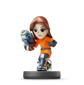 amiibo Super Smash Bros. Collection Mii Gunner 50