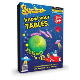 Edutain Know your Tables
