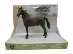 Collecta Horse Morgan Stallion - Bay - XL