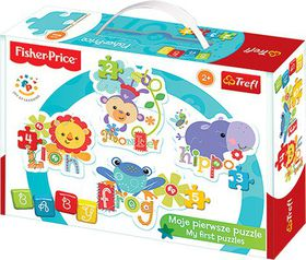 Trefl Fisher Price Baby Classic Piece Puzzle