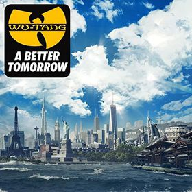 Wu-Tang Clan - Better Tomorrow (Import Vinyl Record)