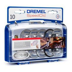 Dremel - Ez Speedclic Cutting Accessory Set