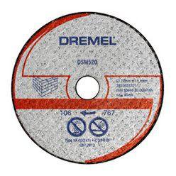 Dremel - Dsm20 Masonry Cutting Wheel