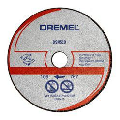 Dremel - Dsm20 Metal & Plastic Cutting Wheel