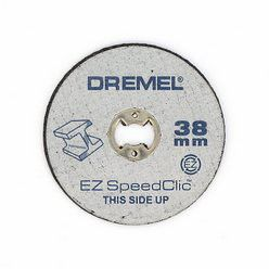 Dremel - Ez Speedclic: Metal Cutting Wheels - 5 Piece