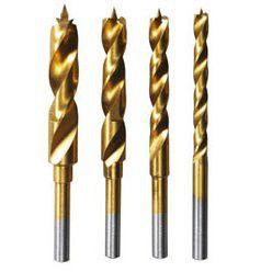Dremel - Wood Drill Bit Set - 4 Piece
