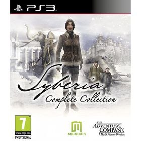 "Syberia ""Collection"" (PS3)"