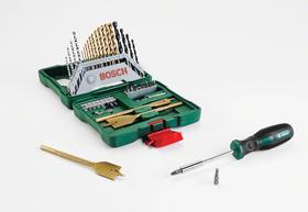 Bosch - 40-Piece Drill Bit Set & Hand Screwdriver