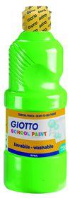 Giotto School Paint 500ml - Cinnabar Green
