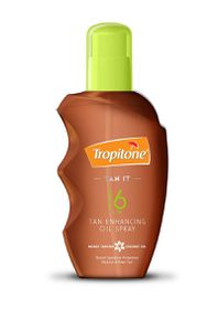Tropitone Tan It Oil SPF6