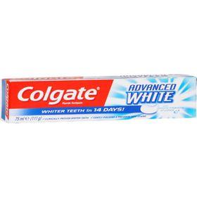 Colgate Toothpaste Advanced Whitening - 75ml