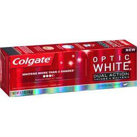Colgate Toothpaste Optic White - 75ml