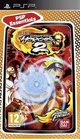 Naruto Ultimate Ninja Heroes 2 (Essentials) (PSP)