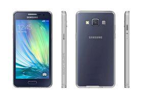 Body Glove Clownfish Aluminum Case for Samsung A5 - Clear & White
