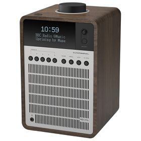 Revo Supersignal FM Table Radio Bluetooth - Walnut
