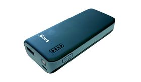 Snug 5200mah Powerbank - Black