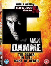 Van Damme Triple (DVD)