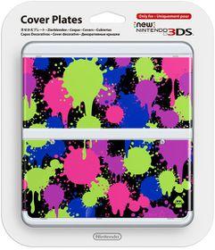 Nintendo - New Nintendo 3DS Coverplate - Splatoon (3DS)