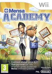 Mensa Academy (Wii)