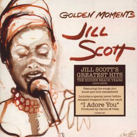 Jill Scott - Golden Moments (CD)