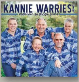Kannie Warries Dansorkes - Vaalrivier Se Boogie Snare (CD)