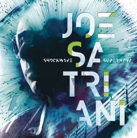 Joe Satriani - Shockwave Supernova (Vinyl)