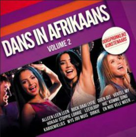 Various Artists - Dans In Afrikaans Vol.2 (CD)